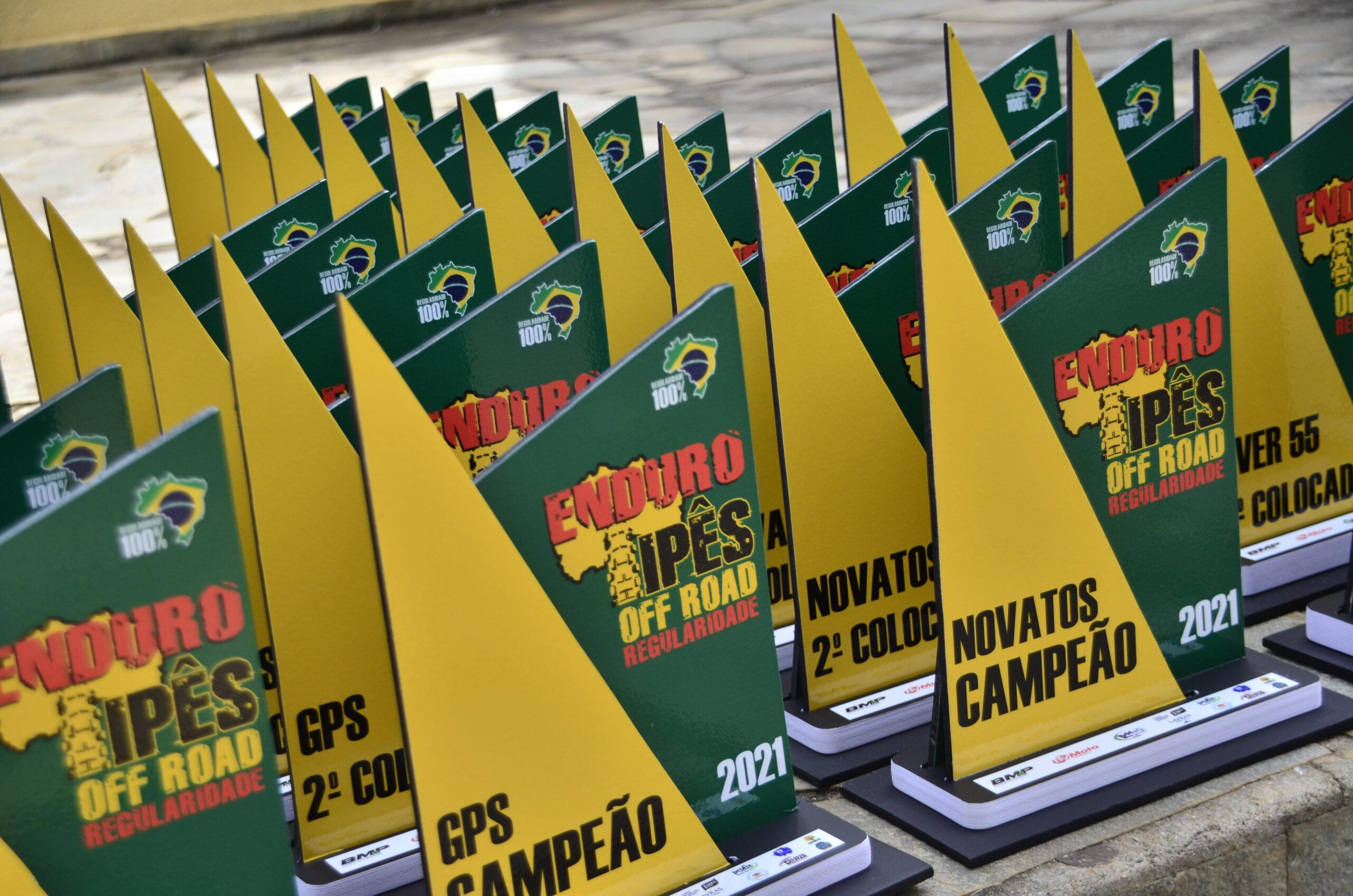 Ipês Off Road 2021: mantida a tradição de sucesso em Lavras